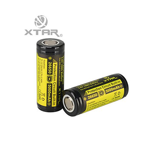 bazaar-xtar-26650-5000mah-36v-protected-rechargeable-li-ion-battery