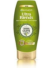 Garnier Ultra Blends Conditioner, Mythic Olive, 175ml