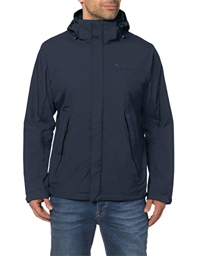 VAUDE Herren Men's Escape Light Jacket Jacke Jacke Escape Light Jacket, Eclipse, 50 (Herstellergröße: M)