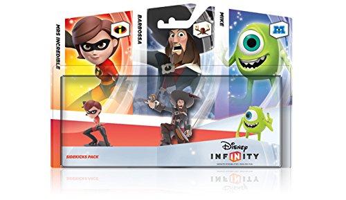 Disney Infinity Sidekicks 3Pack (Xbox 360/PS3/Nintendo Wii/Wii U/3DS)