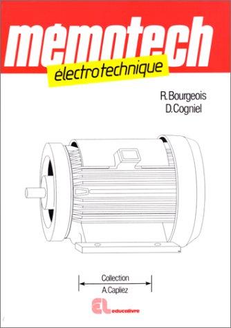 Mémotech électrotechnique