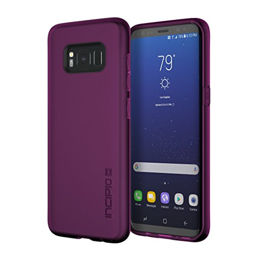 Incipio NGP PURE Coque de Protection pour Samsung S8 Plus - Transparent NGP - lila