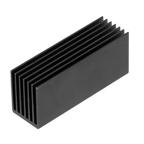 Preisvergleich Produktbild smileyshy Aluminium SSD Kühlkörper Kühlung Wärmeableitung M.2 Solid State Hard Drive Kühler für SSD