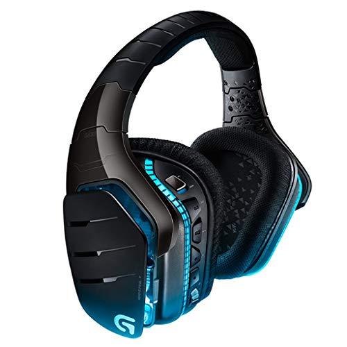 Baulody Kopfhörer Logitech G633 7.1 Wired Gaming Headset für PS4, PC, Xbox 1 Controller, Over-Ear Kopfhörer mit Mikrofon für Laptop, Computer, Tablet, iPad, Handy, schwarz Logitech Portable Headset