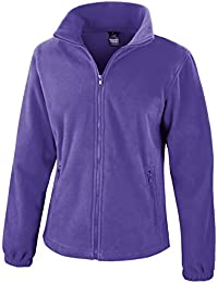 Result Damen Core Fashion Fit Fleece-Oberteil / Fleecejacke