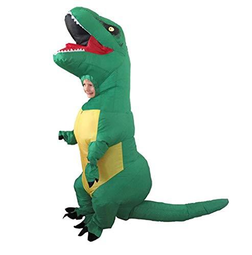 T Rex Boy Kostüm - About Beauty Jurassic World Child Aufblasbare Kostüm Halloween Dinosaurier Party Halloween T Rex Kostüm Für Kinder Kinder Girl Boys Party Toy,Green