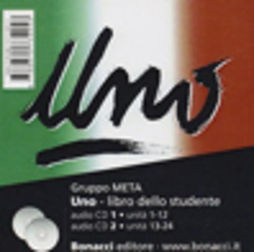 Uno. Libro dello studente. Con 2 CD Audio (L'italiano per stranieri)