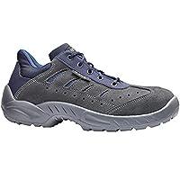 BASE PROTECTION BAS-B163-12 Colosseum Safety Shoes, Grey, UK 12/EU 47