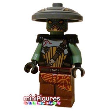 EMBO LEGO STAR WARS minifiguren (The Clone (Star Embo Wars)