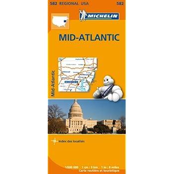 Mid-Atlantic - 1/500.000
