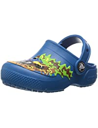 Crocs FunLab Boys Clog in Multi Color