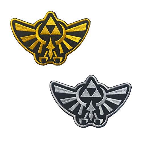 OYSTERBOY 2 Piezas Legend of Zelda Hyrule's Royal