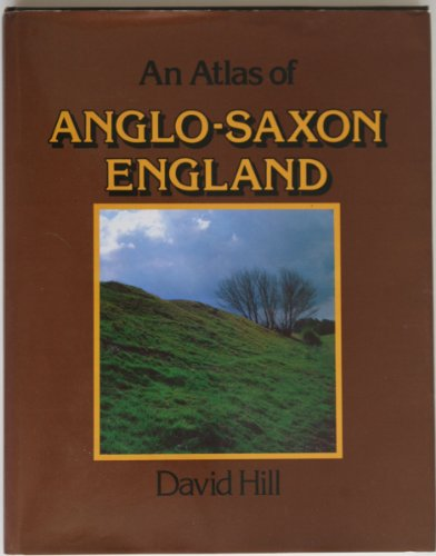 Title: An atlas of AngloSaxon England