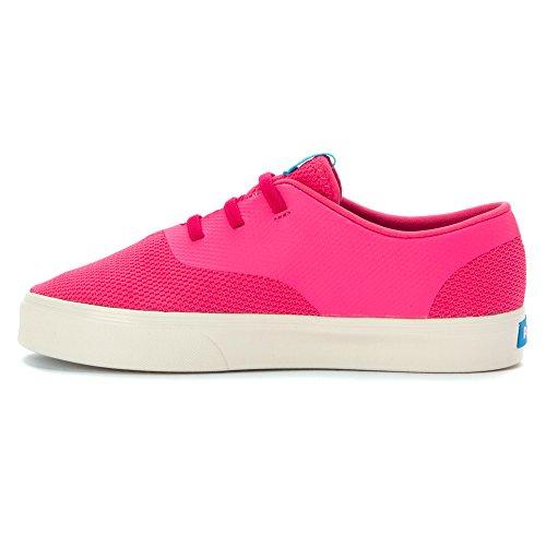 People Footwear The Stanley Maschenweite Turnschuhe Playground Pink/Picket White
