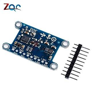 9 Axis IMU L3GD20 LSM303D Modul 9DOF Compass Acceleration Gyroskop Sensor Modul für Arduino