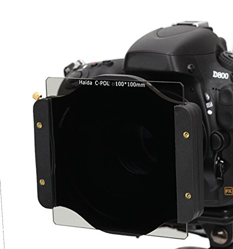 Haida Optical Polfilter Zirkular 100 x100mm als Einschubfilter für 100er Serie Filterhalter