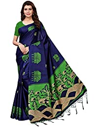 Anni Designer Cotton Saree with Blouse Piece (Farm House_Free Size)