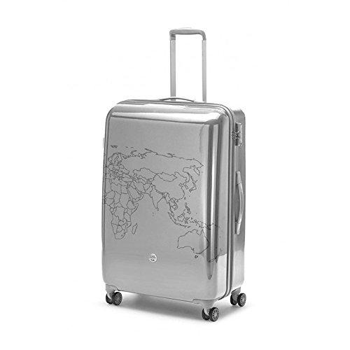 Ciak Roncato Trolley Rigido, 53 x 78 x 30 cm, Argento