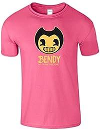 Bendy And The Ink Machine Frauen Der Männer Komisch T Shirt