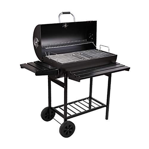 Gril de Patio extérieur pour Barbecue Barbecue extérieur Grand Barbecue 5 Personnes ou Plus utilisent Un Barbecue américain enfumé GW