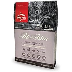Orijen Fit & Trim–Nourriture pour Chat 5.4kg, 1Sac