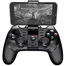‏‪Wireless Bluetooth Game Controller Gamepad for Android & iOS Device, IPEGA PG-9077‬‏