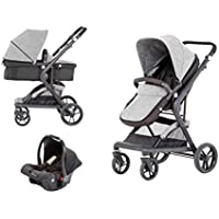 Baby Elegance Mist Travel System 2-In-1 prams with car seat