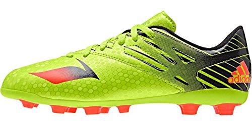adidas Jungen Messi 15.4 Fg J Fußballschuhe Green