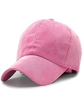 Vovotrade Adatti a nuovo delle donne degli uomini velluto cappello di baseball Hip-Hop Trucker regis...