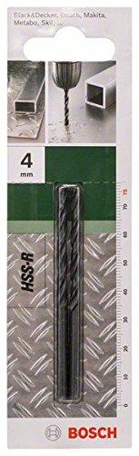 Bosch 2 609 255 007 - Broca para metal HSS-R, DIN 338