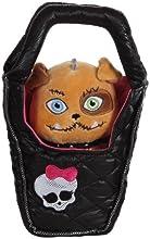 GIPSY 767487Monster High-Peluche perro en bolso-Frankie Stein, 25cm