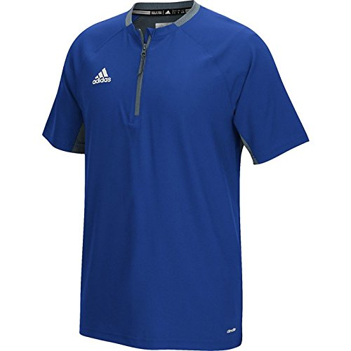 Adidas–Giacca Fielder S Choice gabbia Royal-onix