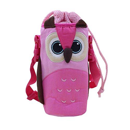 Milya Milchflasche Isolierung Taschen hängen zur Kinderwagen Baby Warmhaltebox Kühltasche Cartoon Baumwolle Thermotasche Isoliertasche