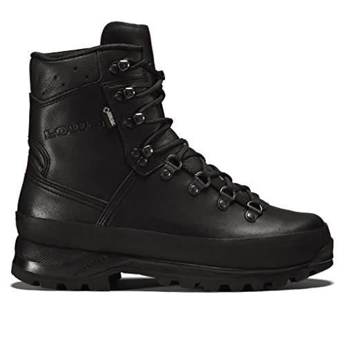 Lowa Mountain GTX Military Boots Noir