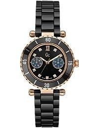 Guess collection gc - Reloj diver chic 9 diamond x46105l2s mujer nácar