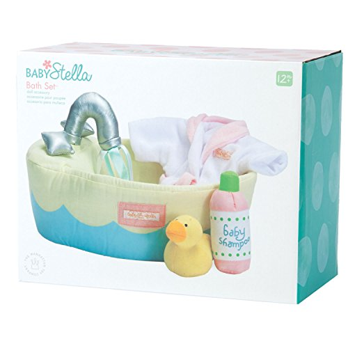 Manhattan toys set de ba o para baby stella for Set de bano baratos