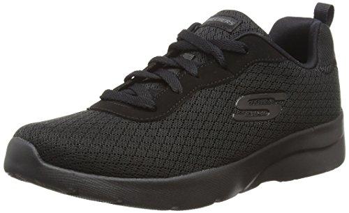 Skechers Dynamight 2.0 to Eye, Zapatillas para Mujer, Negro (Black BBK), 39 EU