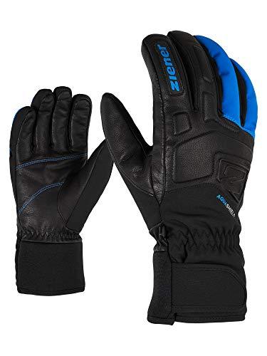 Ziener Erwachsene GLYXUS AS(R) Glove Alpine Ski-handschuhe/Wintersport | Wasserdicht, Atmungsaktiv, , blau (true blue), 9