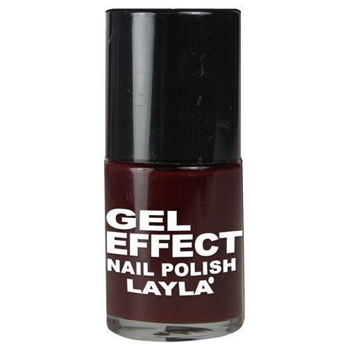 Layla Gel Effect Nail Polish (Extravagant (#8)) by Layla Cosmetics