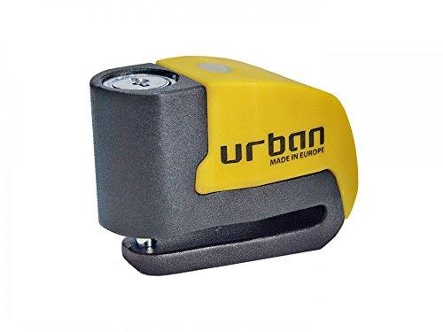 Candado de disco URBAN UR6 con Alarma...