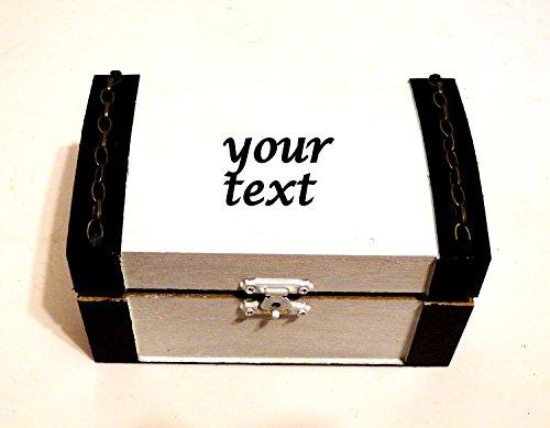 Casella degli uomini personalizzati, uomini del regalo di anniversario, scatola degli uomini di compleanno, scatole degli uomini, contenitore di regalo...