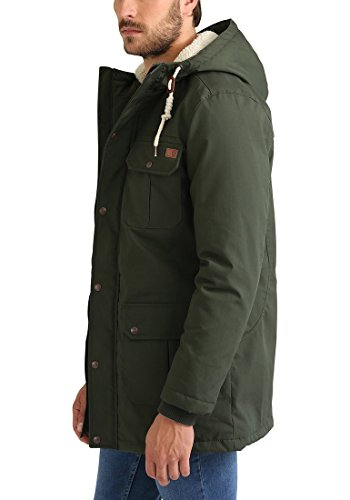 SOLID Chara Teddy - Veste d'Hiver- Homme Climb Ivy (3785)