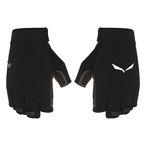 Salewa Steel Vf 2 DST Gloves Handschuhe, Black, XL