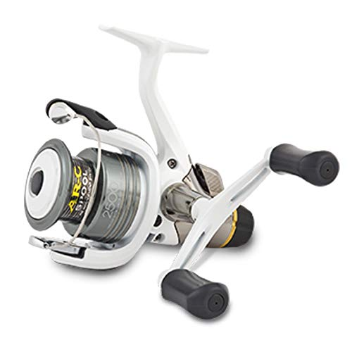 Shimano Stradic 4000S GTM RC, Spinning Angelrolle mit Heckbremse, STR4000SGTMRC