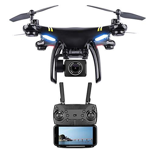 GG-Drone Drohne Mit 110 ° 1080P Hd-Kamera Live Video High Speed   Windwiderstand Quadcopter Mit 5,8G LCD-Bildschirm Echtzeit-Sender High-speed-video-kamera