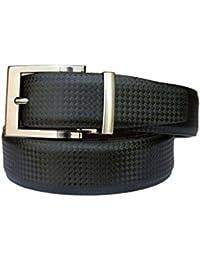 KAEZRI Reversible Pu Leather Black|Brown Belt (1 Year Guarantee)-Belt For Men Formal-Belts For Men-Gifts For Men-Belts Men-Belts For Men Casual Stylish (BUY ORIGINAL KAEZRI Products ONLY FROM KESARI TRADERS)