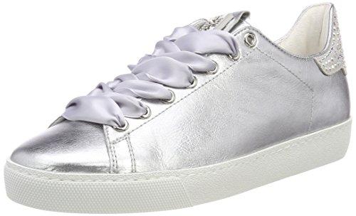 HÖGL Damen 5-10 0351 7300 Sneaker, Silber (Silbergrau), 39 EU