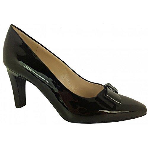 Tabea Court Shoe Blk Patent