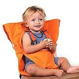 Keptfeet Baby Hochstuhl Harness Fütterung Booster Sitz Strap Harness Gürtel Tragbare Reise Sicherheit Sitzbezug für Baby Kind