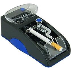 Cigarettes Machine à Rouler Tubeuse Électrique Automatique (Bleu)